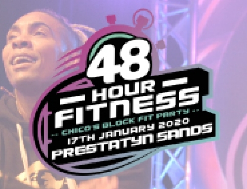 48 Hour Fitness – Pontins Prestatyn 2020